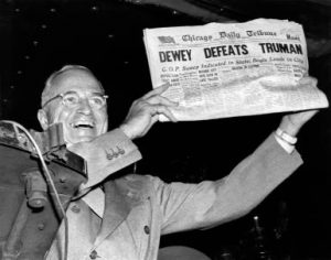 Dewey Defeats Truman | Brain Fuzz Art and Culture Podcast
