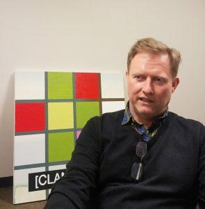 Artist Craig Drennen