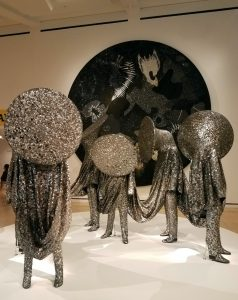 Nick Cave Soundsuits at the Jepson Center