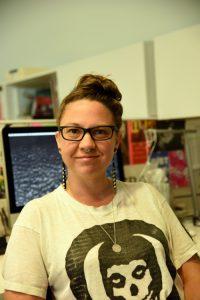 Brain Fuzz arts podcast guest Sarah Higgins